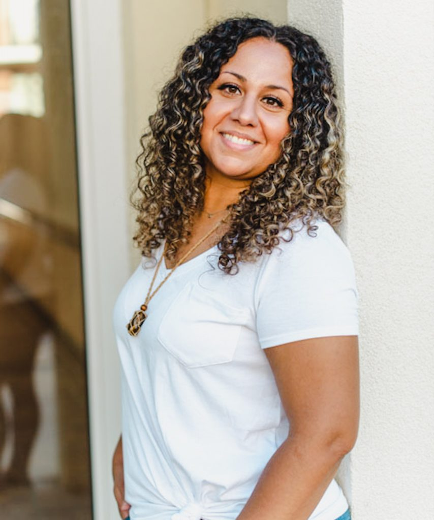 Rachel Woods - Inspirational Teacher